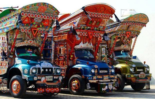 truck art childfinder